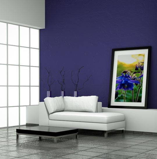Obraz komponujący się z wnętrzem